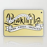 Brooklyn Tribute - White version - Laptop & iPad Skin