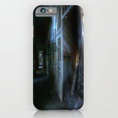 Horror hallway iPhone 6 Slim Case