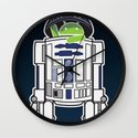 A Droid in you Droid Wall Clock