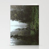 Rainier Forest Stationery Cards