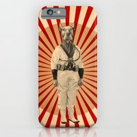 iPhone & iPod Case featuring God save the Dog! by  d a n i e l  e s t h e r a s