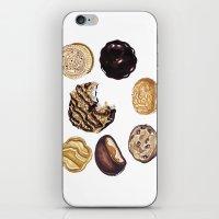 Girl Scout Cookies iPhone & iPod Skin