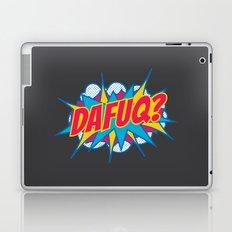 Dafuq? Laptop & iPad Skin