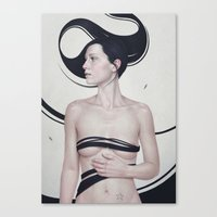 347 Canvas Print