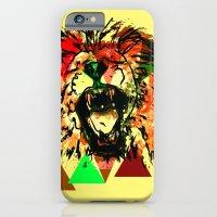 Panthera Leo iPhone 6 Slim Case