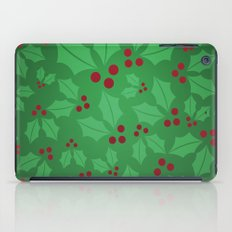 Holly Jolly Christmas iPad Case