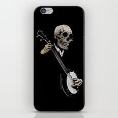Skullboys' Banjo Blues iPhone & iPod Skin