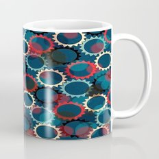Flores de luna Mug