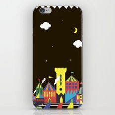 Good Night iPhone & iPod Skin