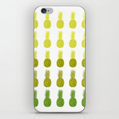 Pineapples - Sunrise iPhone & iPod Skin