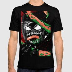 To Catch A Spider Mens Fitted Tee Black SMALL