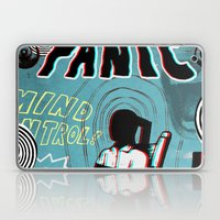 Panic Laptop & iPad Skin