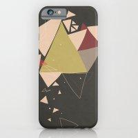 Exploding Triangles//Three iPhone 6 Slim Case