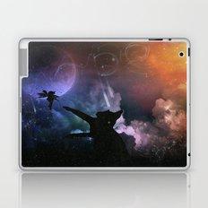 Fairy Chase Laptop & iPad Skin