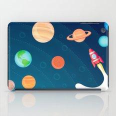 Space Foam iPad Case