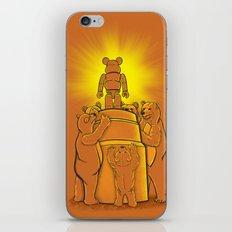 Lord of the Bears iPhone & iPod Skin