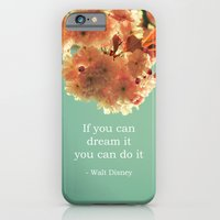 If you can dream it iPhone 6 Slim Case
