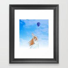 snk Framed Art Print