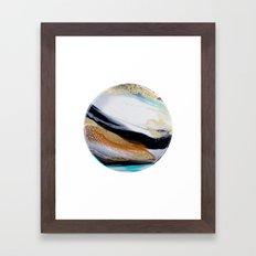 Omega Framed Art Print