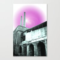 Alzano Canvas Print