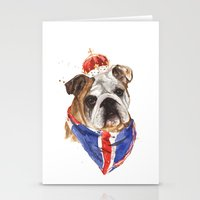Thank You LONDON - Briti… Stationery Cards