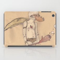 MT man iPad Case