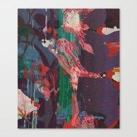 Untitled 20151230a (Arrangement) Canvas Print