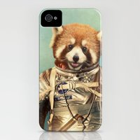 iPhone Cases featuring Big Red by rubbishmonkey