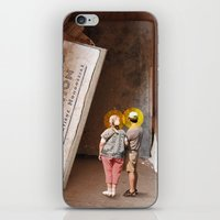 Remember History iPhone & iPod Skin