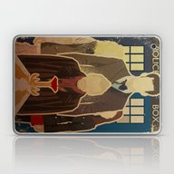 Day Of The Doctor Laptop & iPad Skin