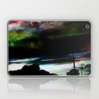 Dull to Dim In A Night Sky Laptop & iPad Skin
