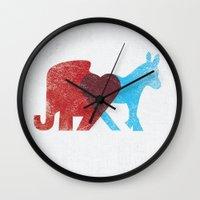 Share Opinions Wall Clock