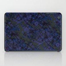 Tahitian Blue iPad Case