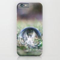Grass & Glass Ball iPhone 6 Slim Case