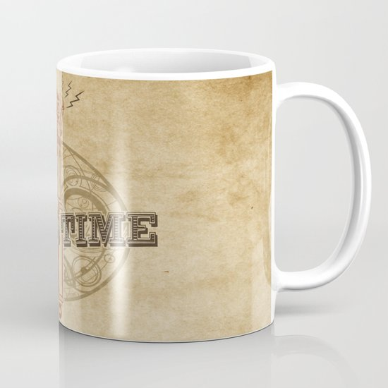Steampunk Sonic Screwdriver Mug