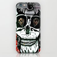 iPhone & iPod Case featuring CRANE by lucborell