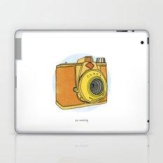 So Analog Laptop & iPad Skin
