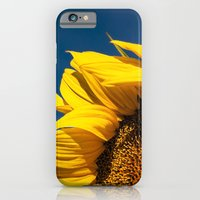 iPhone Cases featuring Sunflower in LOVE by UtArt