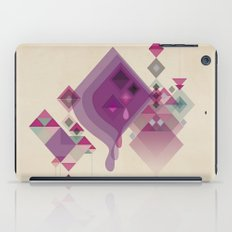 Abstract illustrations iPad Case