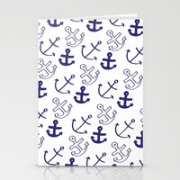 Anchors Stationery Cards