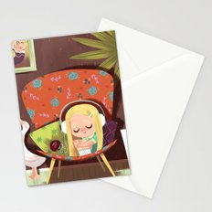Slow It Down Stationery Cards