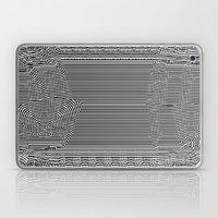 Black And White Landscap… Laptop & iPad Skin