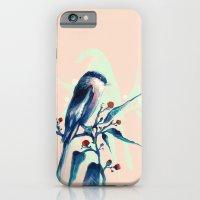 Hashtag Blue Bird iPhone 6 Slim Case