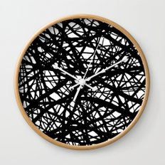 Tumble 3  Wall Clock