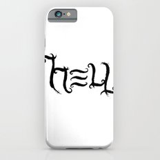Raise HELL iPhone 6 Slim Case