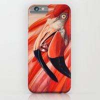 iPhone & iPod Case featuring The Bullet by MARIA BOZINA - PRINT