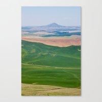 Steptoe Butte, Washingto… Canvas Print