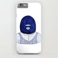 iPhone & iPod Case featuring Blue Jack by Tina Siuda