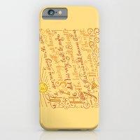 The Walrus and the Carpenter, Stanza 1 iPhone 6 Slim Case