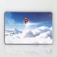 Super Bears - ACTION! Th… Laptop & iPad Skin